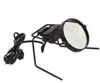Magnifier with light and Stand