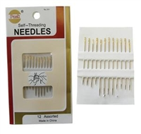 Self - Threading Needles