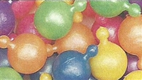 Plastic Pop Beads