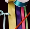 Polyester Satin Ribbon - 7/8""