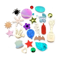 Assorted Sequins & Spangles