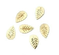 Leaf Sequin - 7/8""