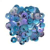 Darice® Pearlescent Mermaid Sequins: 5 millimeters, 5 grams