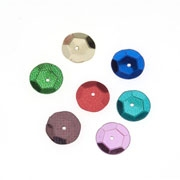 Round Cup Sequin - 8mm