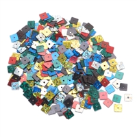 Square Sequin - 6mm