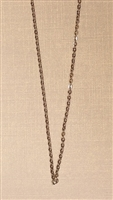 Cable Stainless Steel Finished Necklace Chain