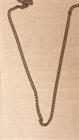 Curb Stainless Steel Finished Necklace Chain