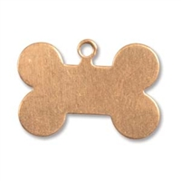Dog Bone Stamping Blanks