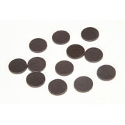Adhesive Back Magnets-Round-1""