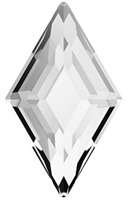 Swarovski 6.6 x 3.9mm Diamond flat back-Crystal