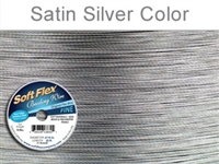 Soft Flex Beading Wire - Fine - .014, 21 Strands