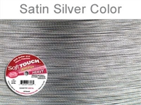 Soft Touch Beading Wire - Medium- .024, 49 Strands