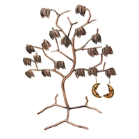 Metal Tree Earring Display -Large