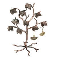 Metal Tree Earring Display -Small