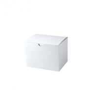 "5"" x 5"" x 3"" White Tuck It Boxes"