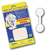 Tyvek Price Tags