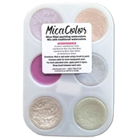 USArtQuest Mica Watercolor Paint Palette
