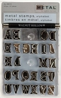 Walnut Hollow Metal Stamps