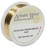 Artistic Wire 1/4 Pound Spool