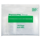 Reloc Zippit Clear Poly Zip Lock Bags