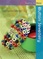Twenty to Make - Button Jewellery - Marrianne Mercer