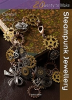 Twenty to Make - Steampunk Jewellery - Carolyn Schulz