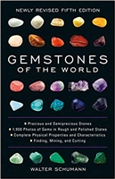 Gemstones of the World: Newly Revised Fifth Edition Fifth Edition by Walter Schumann