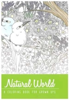 JUST FOR LAUGHS COLORING BOOK - NATURAL WORLD