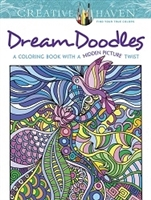 Dream Doodles: A Coloring Book with a Hidden Picture Twist - Creative Haven, Artwork by Kathleen G Ahrens