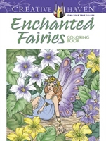 Enchanted Fairies - Creative Haven, Artwork by Barbara Lanza