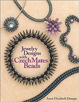 Jewelry Designs with CzechMates Beads Paperback by Anna Elizabeth Draeger