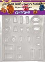 Castin' Craft EasyCast Jewelry Mold - 1 - Popular