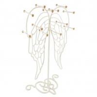 Angel Wing Metal Jewelry Display Jewelry Stand Hanger Organizer