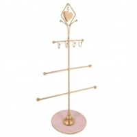 Metal Jewelry Display Jewelry Stand Hanger Organizer