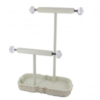Ikee Design Metal Jewelry Display Jewelry Stand Hanger Organizer