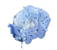Baby Buggie with Organza Bag