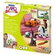 Fimo Kids Form & Play Set - Pets