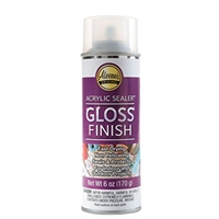 Aleene's Spray Acrylic Sealer - Gloss Finish