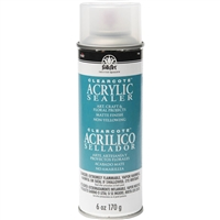 FolkArt ® Finishes - Clearcote™ Aerosol Acrylic Sealer - Matte, 11 oz.