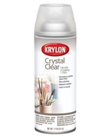 Krylon Crystal Clear Acrylic Coating 1303 Spray