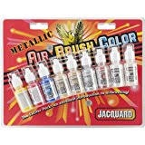 Jacquard Exciter Pack - Metallic Airbrush