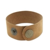 "Leather Cuff - Tan, 1"" x 9"""