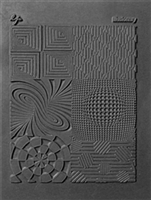 Lisa Pavelka Texture Stamp - Illusionary