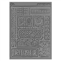 Lisa Pavelka Texture Stamp - Ancient Doodles