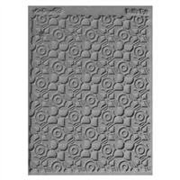 Lisa Pavelka Texture Stamp - Bulls Eye