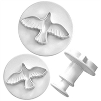 Lisa Pavelka Embossing Cutter Dove