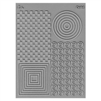 Lisa Pavelka Texture Stamp - OpArt