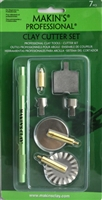 Makins Professional Clay Tools Cutter Set