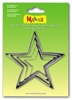 #36504 Makins Clay Cutters- 4 Piece Set - Star