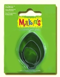 #36016 Makins Clay Cutters, Bulb Ornament